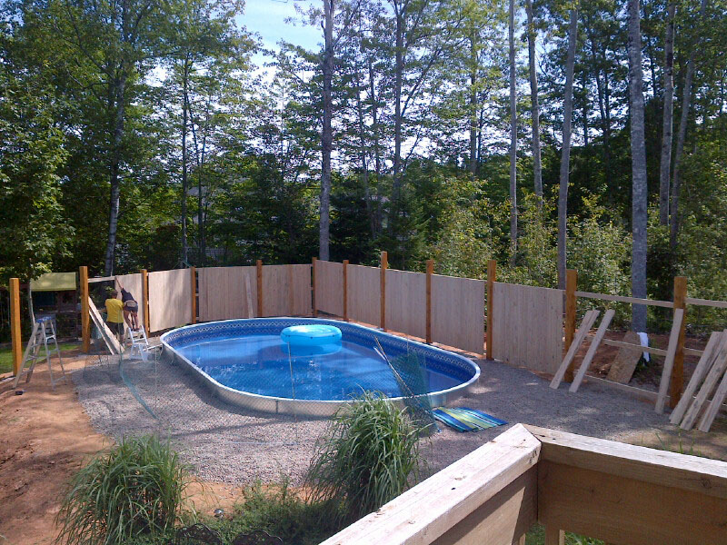 inground swimming pools prices and installation