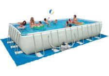 intex swimming pools above ground pools