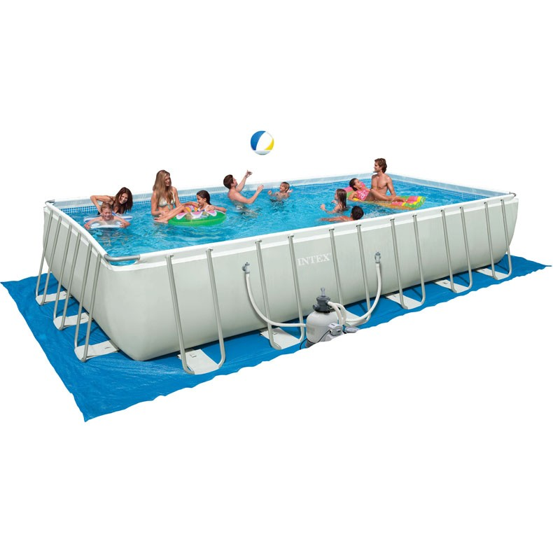 intex swimming pools above ground pools