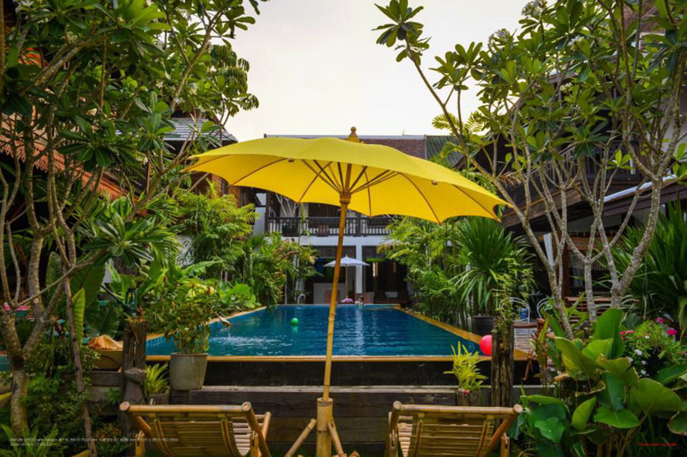 outdoor swimming pool chiang mai