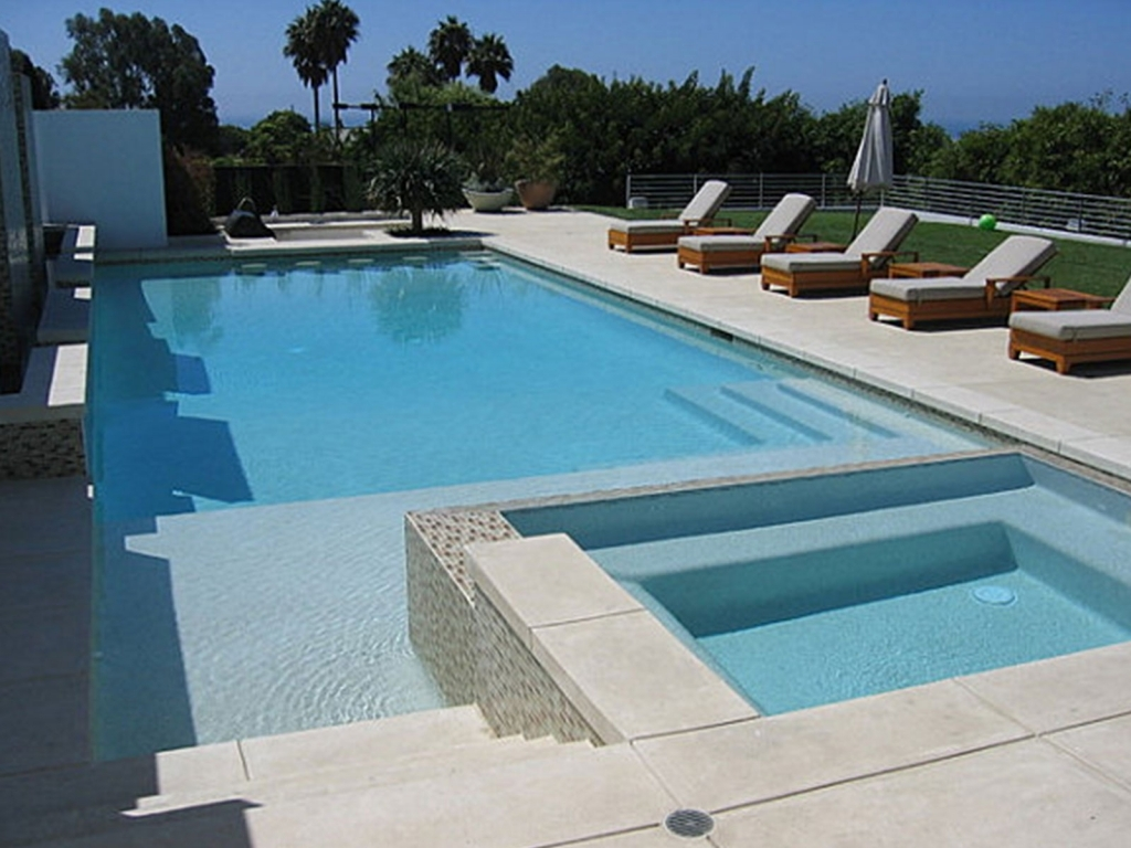 Outdoor Swimming Pool Decorations Swimming Pools Photos