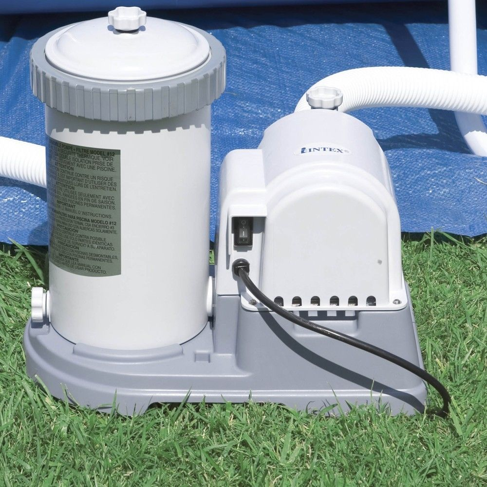 outdoor swimming pool pump timers