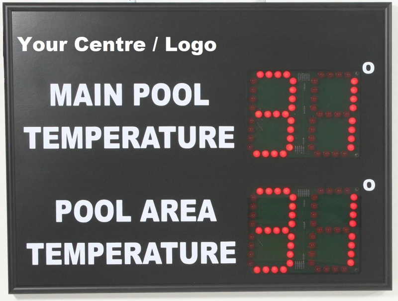 outdoor swimming pool temperature
