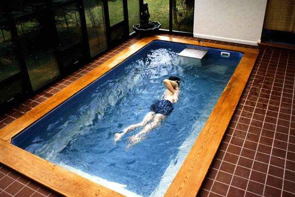 pool swimming machine