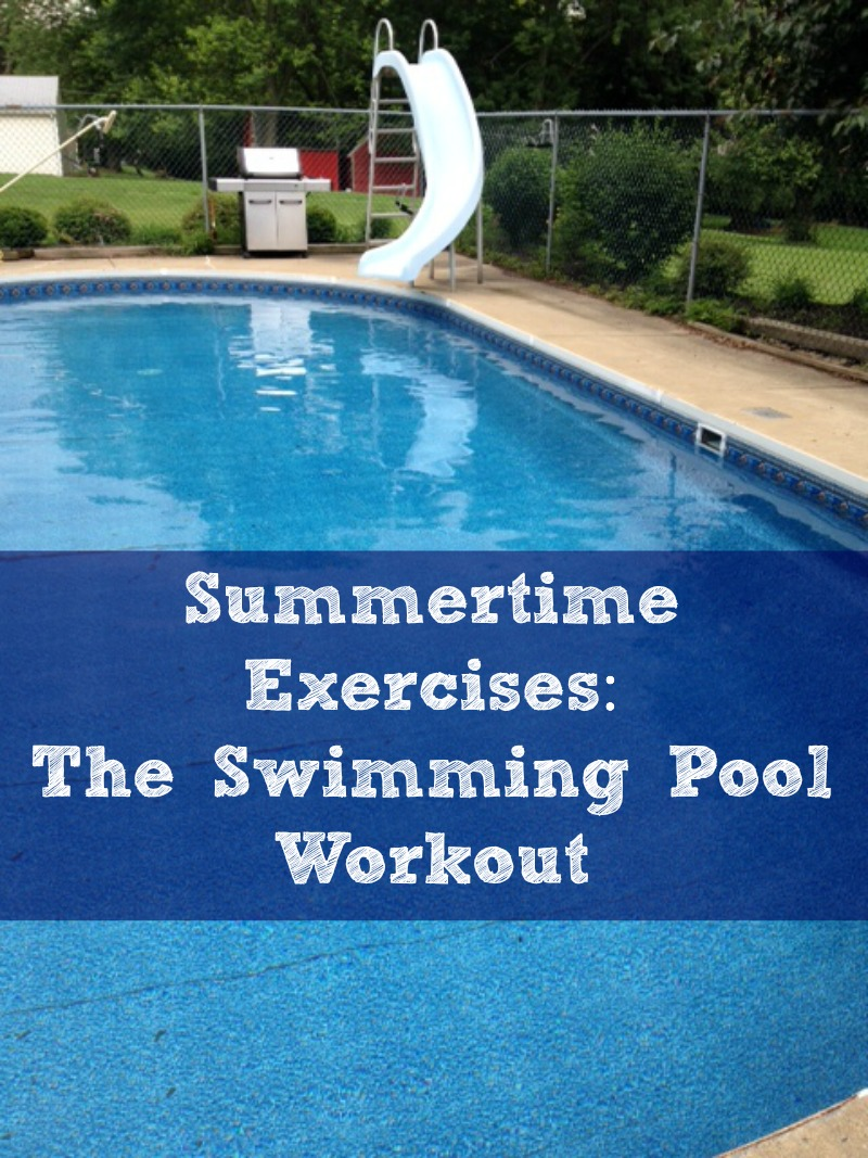 pool swimming workouts