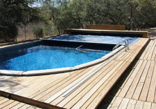 pools above ground covers