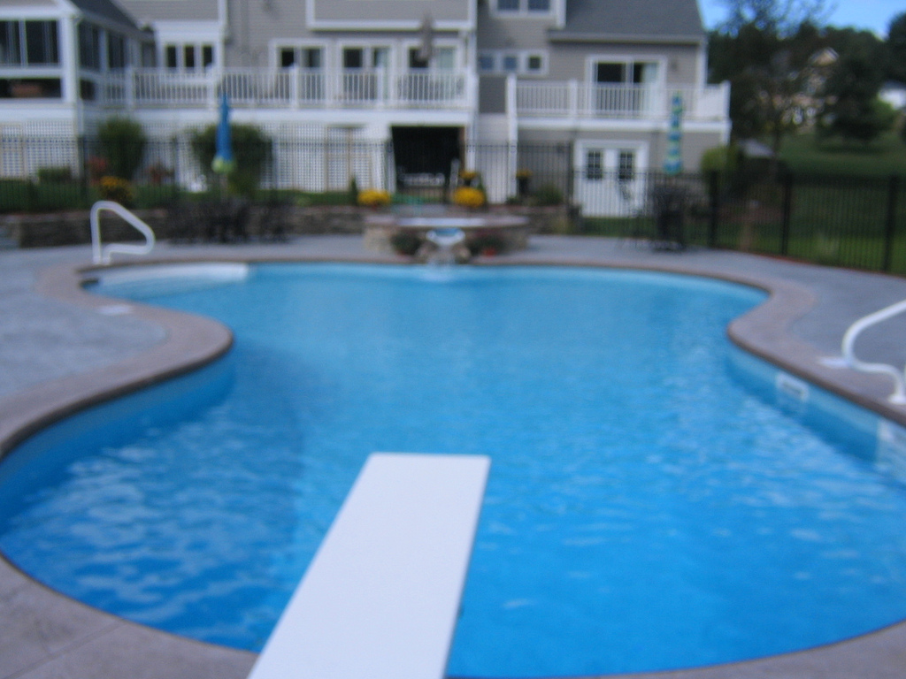 pools above ground target