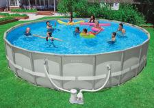 pools above ground walmart