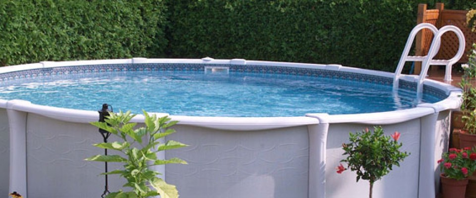 semi inground pools ct