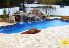 semi inground pools indianapolis