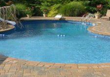 semi inground pools long island prices