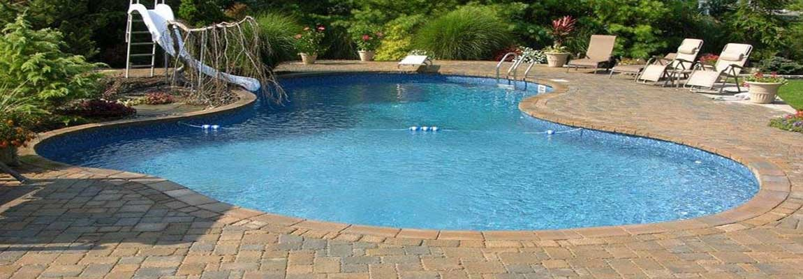 semi inground pools long island prices
