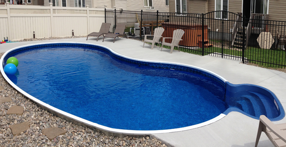 Semi Inground Pools Pittsburgh Swimming Pools Photos