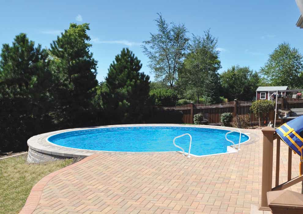 semi inground pools reviews