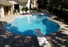 semi inground pools tampa