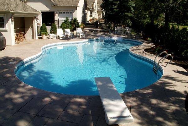How Much Does An Average Inground Pool Cost Swimming