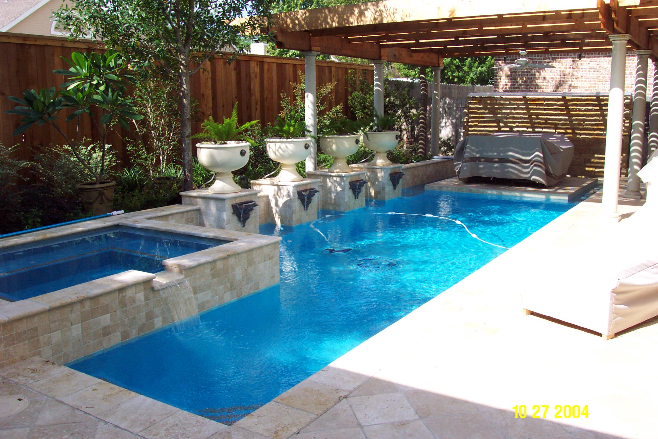 small inground pools designs