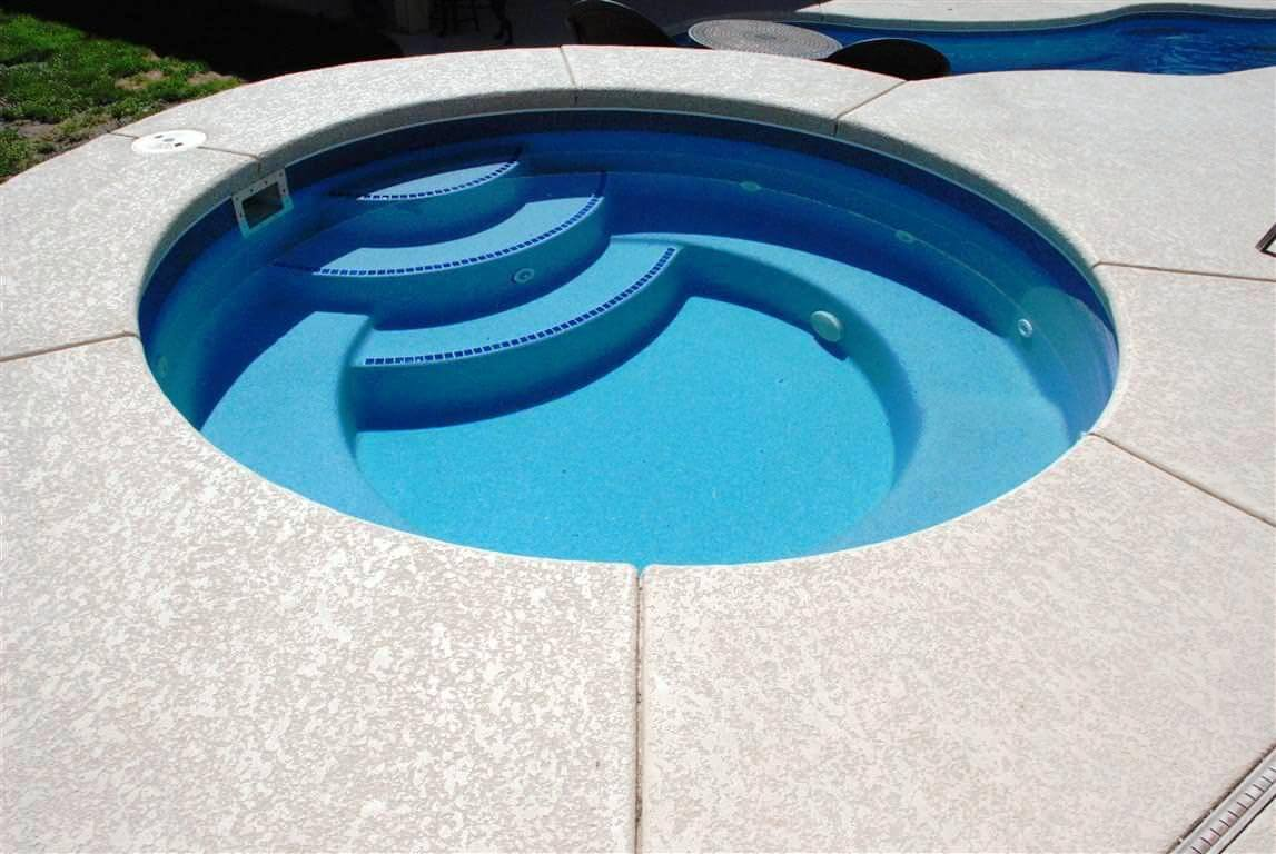 small inground pools fiberglass