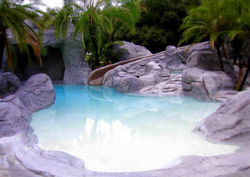 small inground pools florida