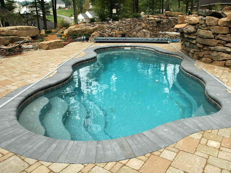 small inground pools images