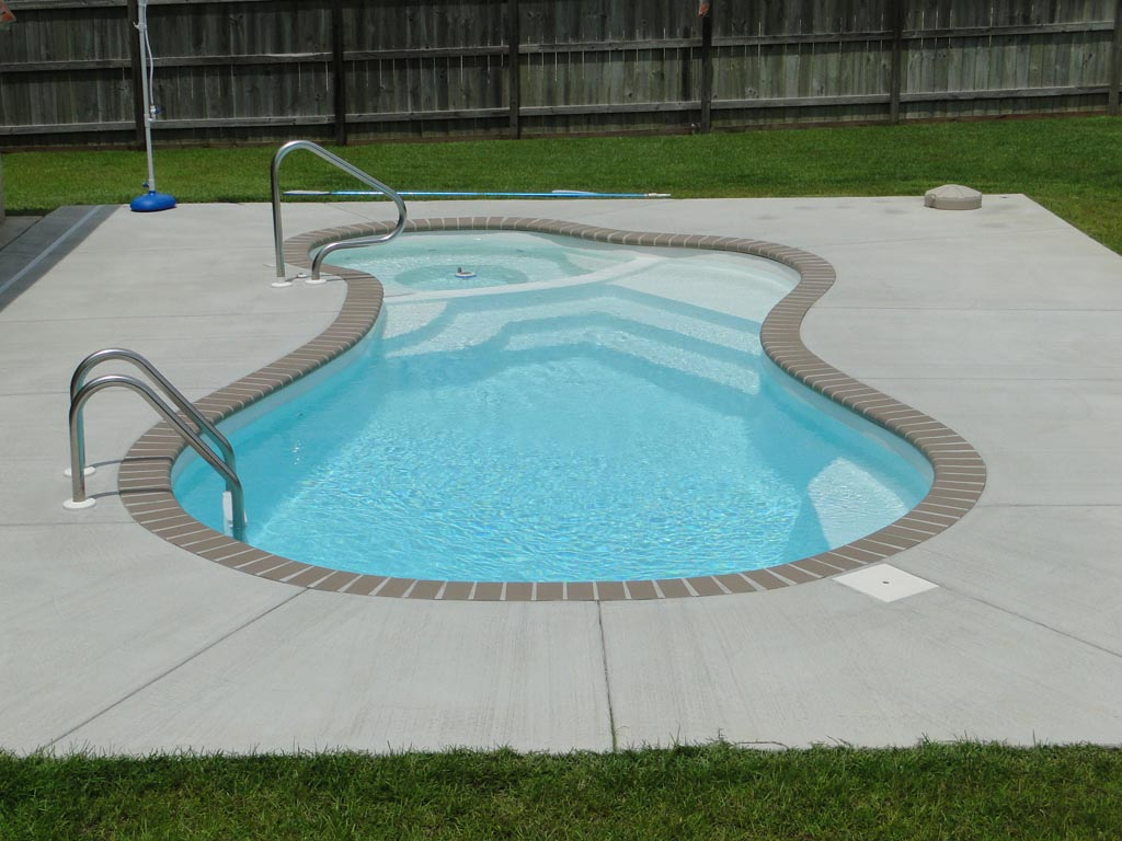 small inground pools installed
