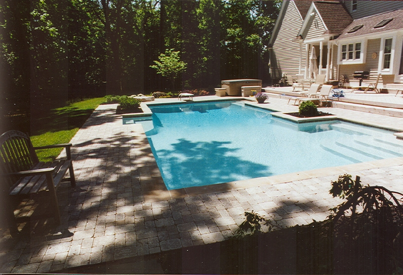 Small Inground Pools Melbourne Swimming Pools Photos