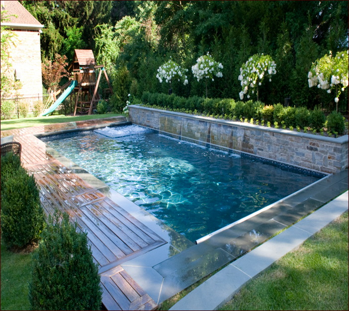 small inground pools texas