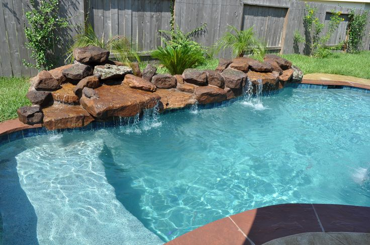 Small Pools Houston Texas Swimming Pools Photos