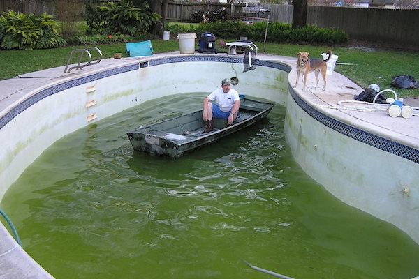 swimming pool fails