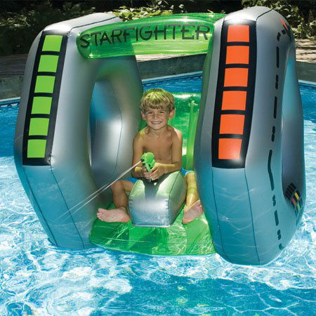 swimming pool float
