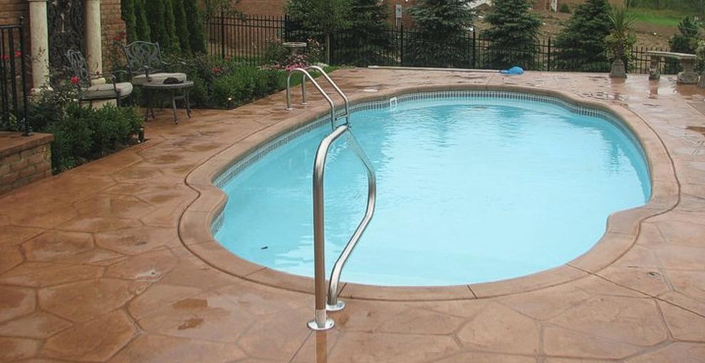 Inground Swimming Pool Installation Swimming Pools Photos