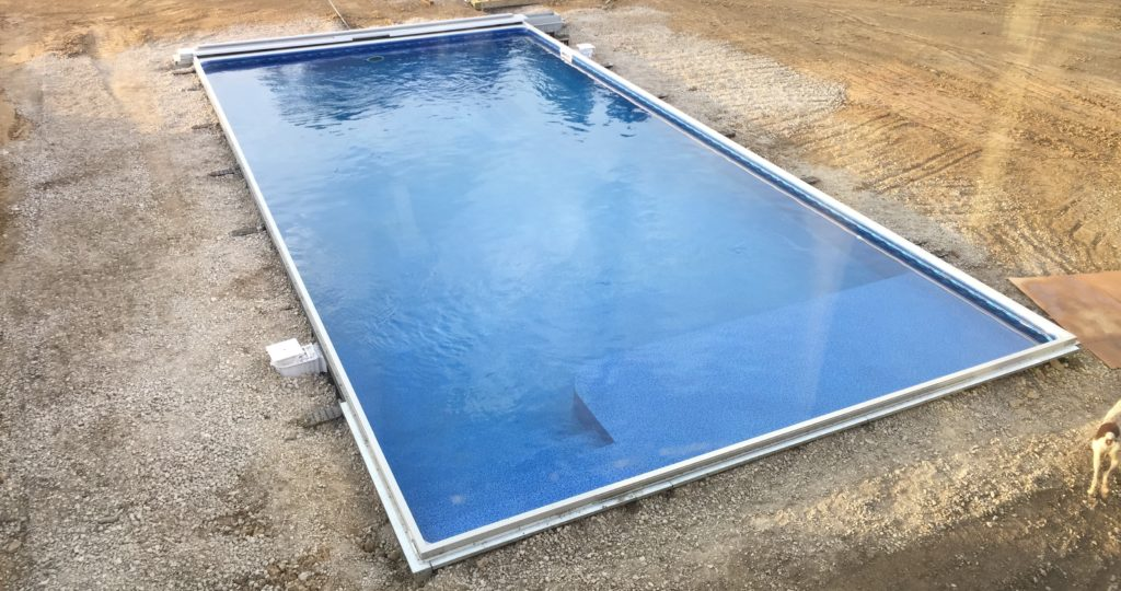 swimming pool installation insurance