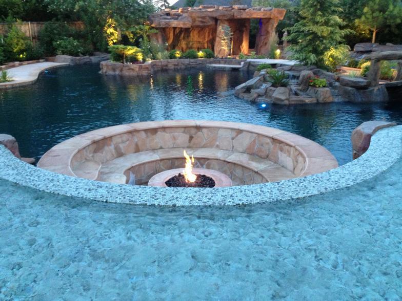 swimming pool installation oklahoma city