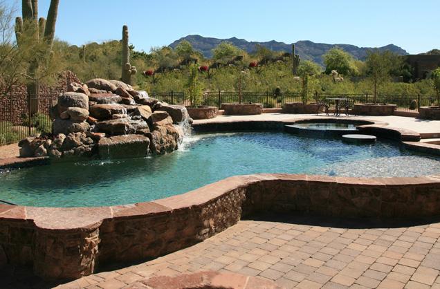 swimming pool installation phoenix az