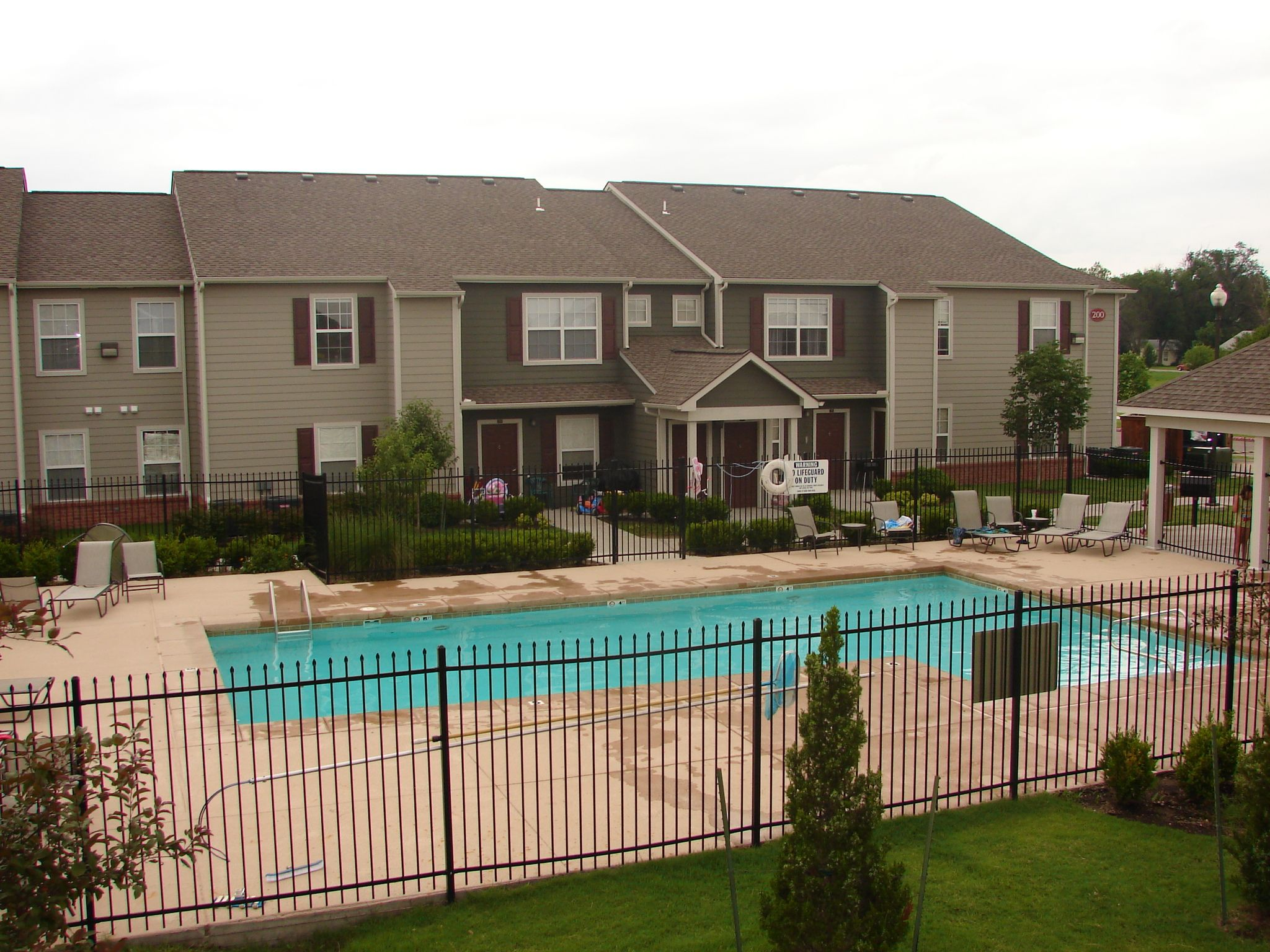 swimming pool installation springfield il