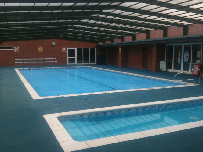 swimming pool installation uk