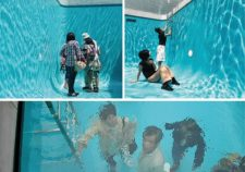 swimming pool installation videos