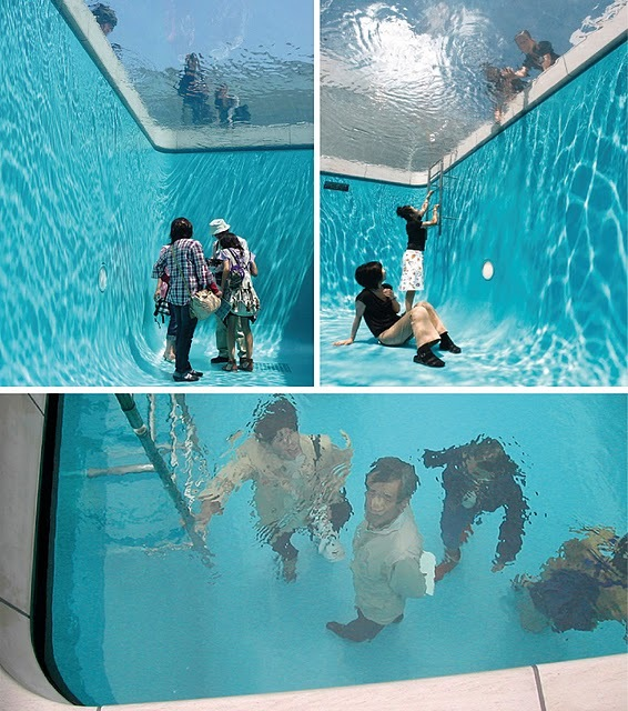 swimming pool installation videos