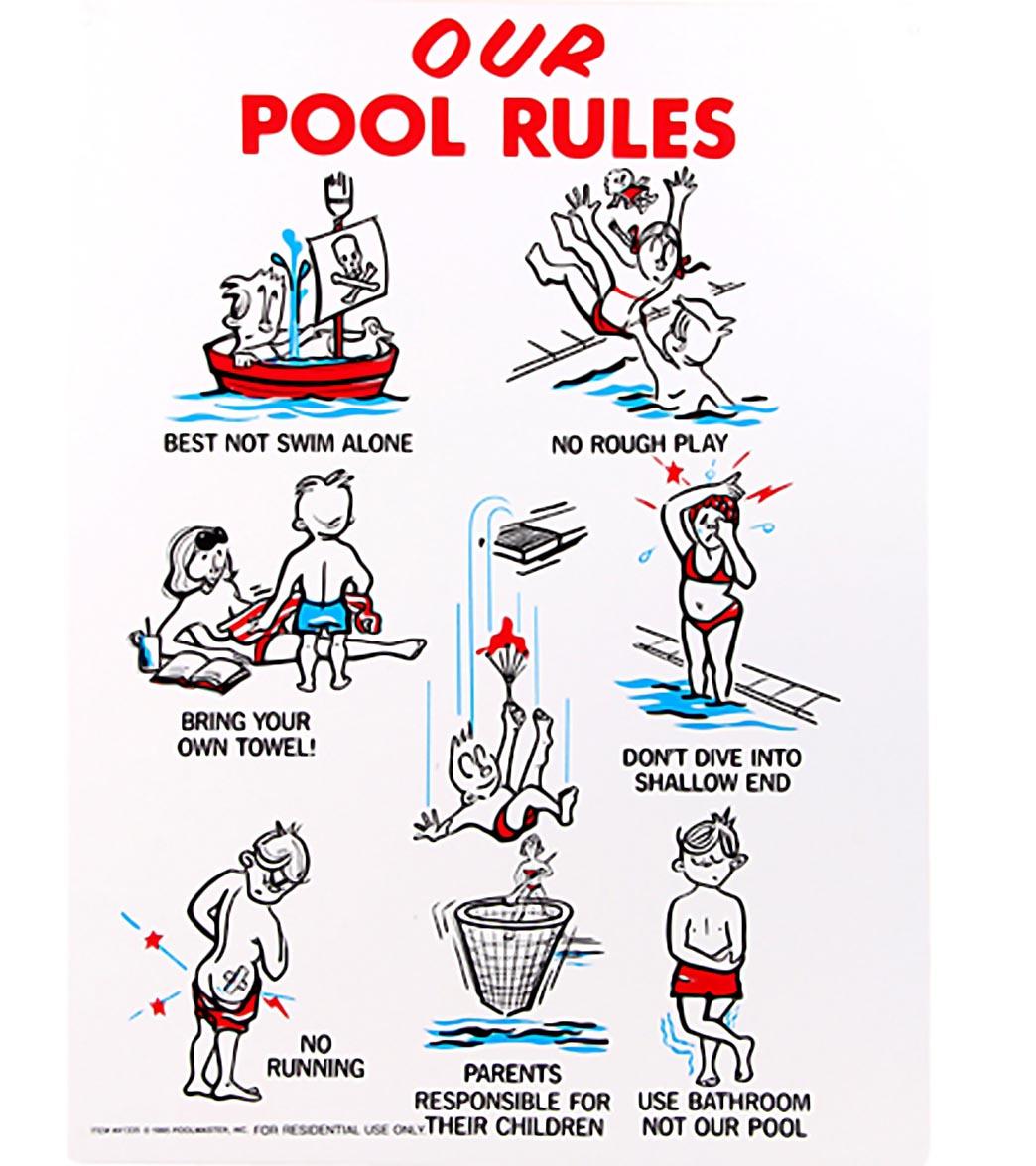 swimming pool laws
