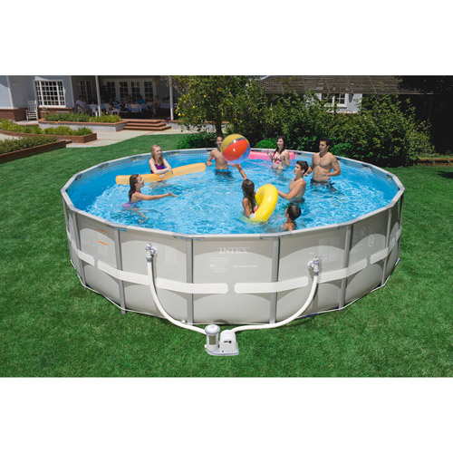 swimming pools above ground intex