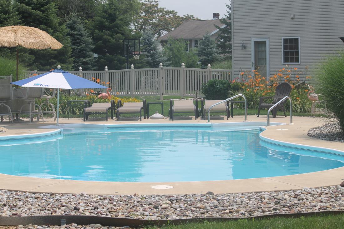 swimming pools above ground nj