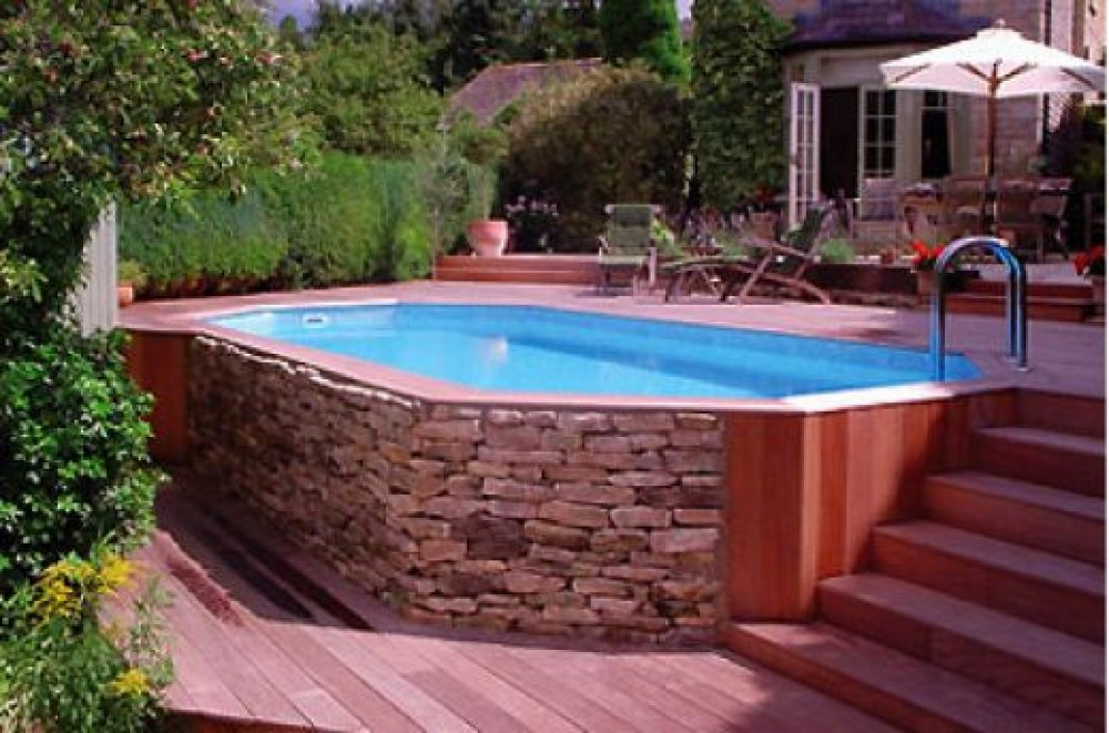 swimming pools above ground pools