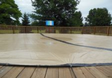 the best above ground pool cover