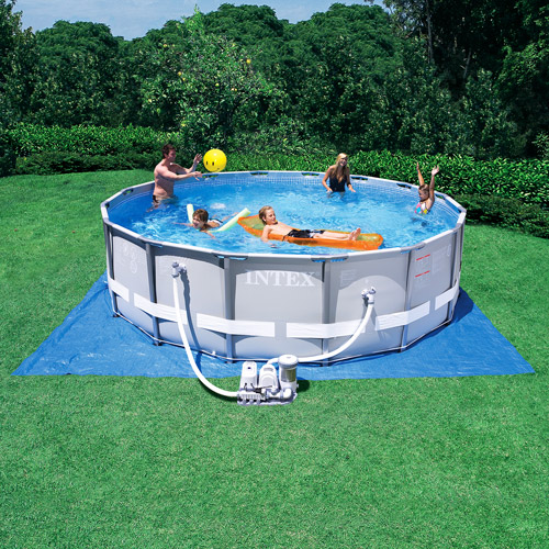 walmart pools above ground intex