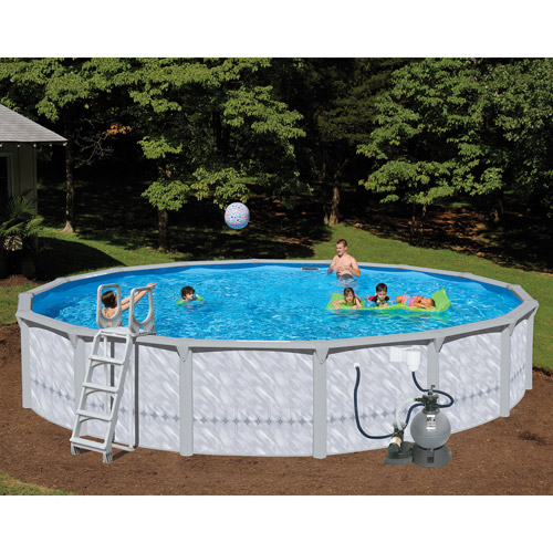 walmart swimming pools above ground on sale