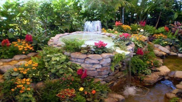 backyard landscaping plans