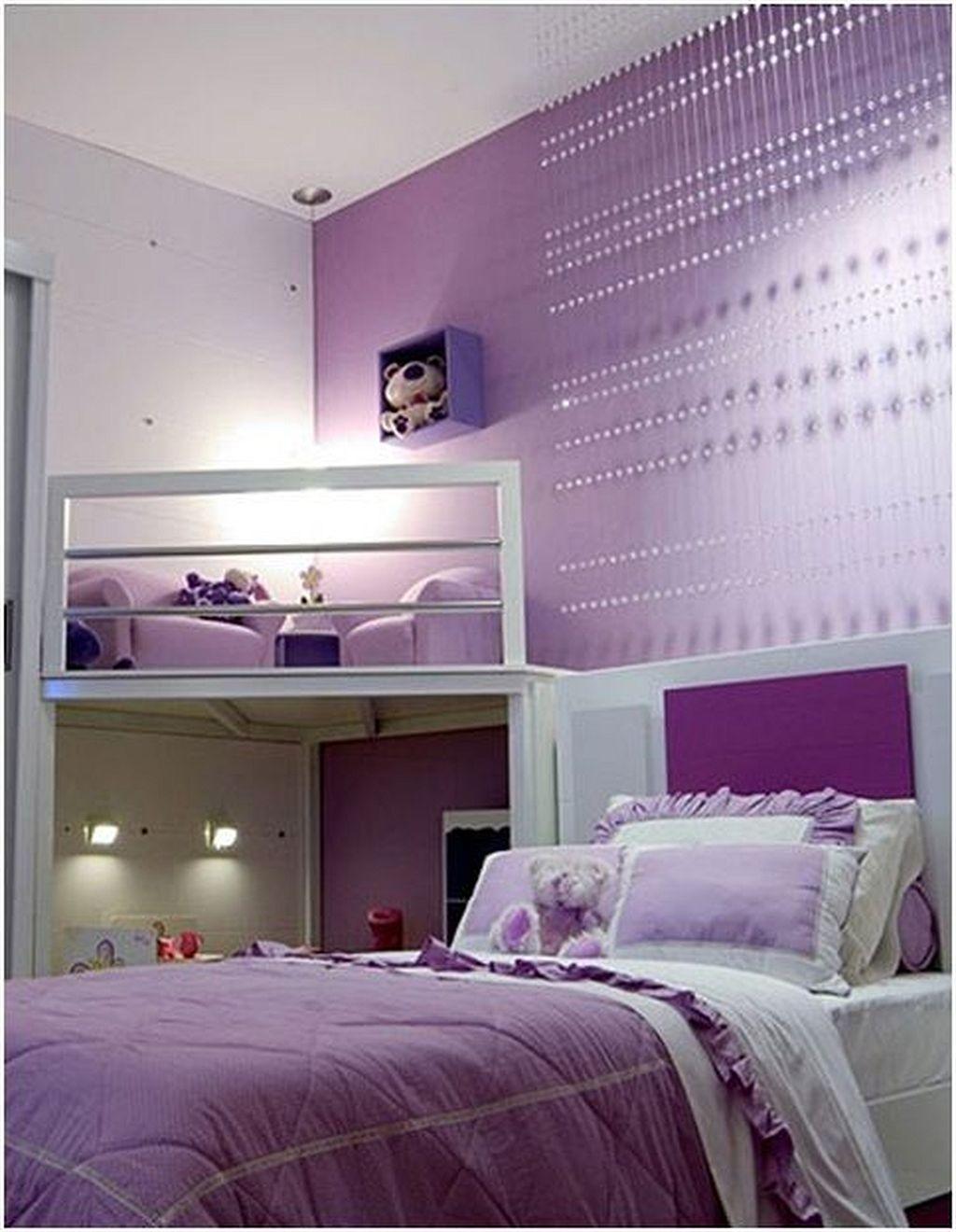 Single girl bedroom design ideas