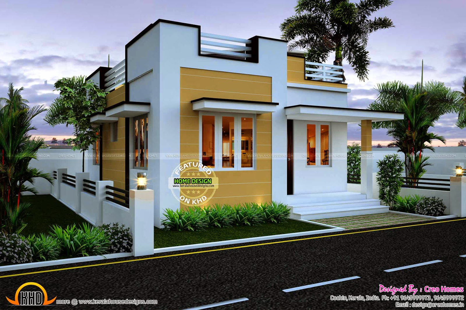 Kerala Style House Plans In 5 Cents