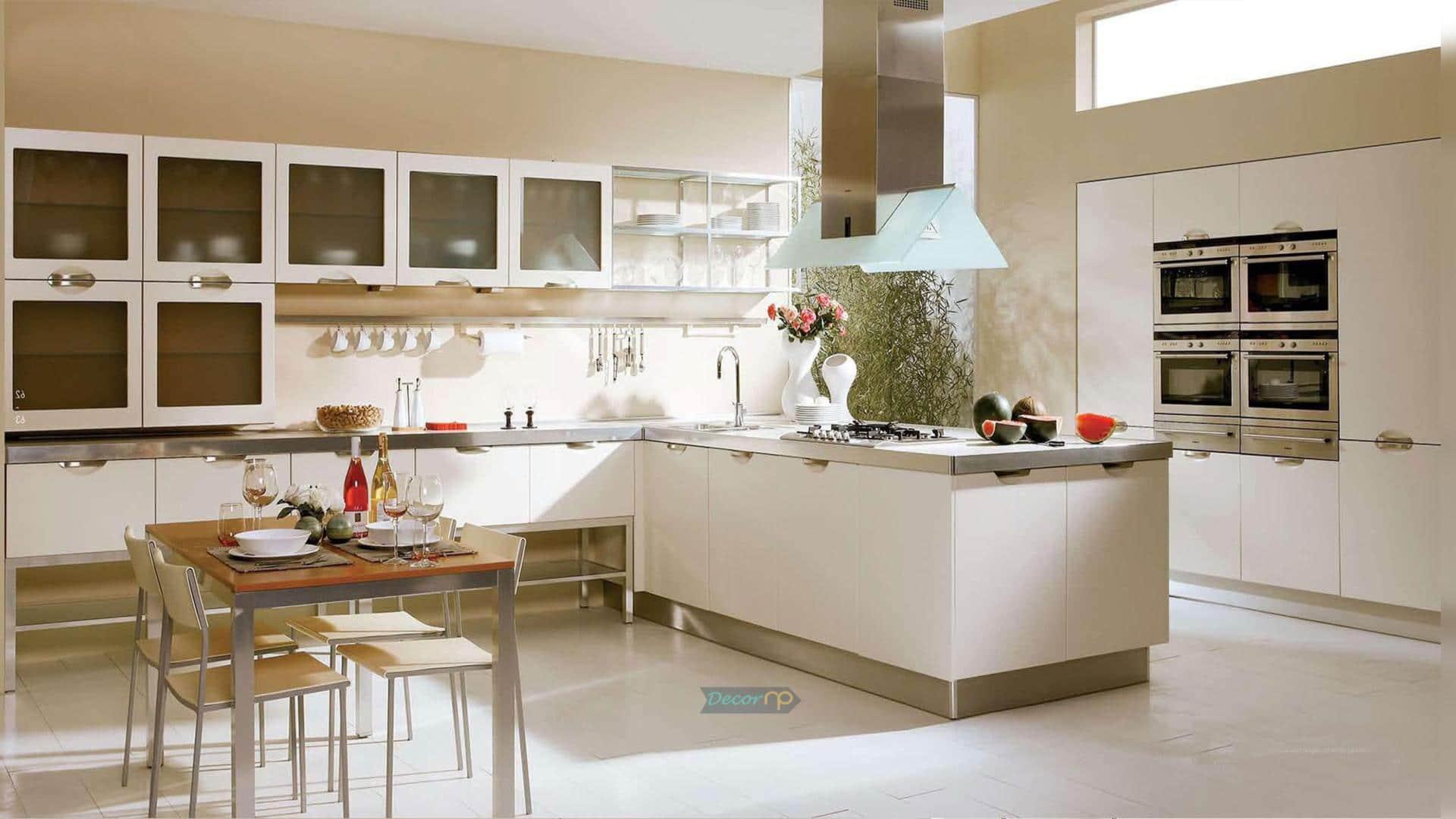 Original kitchen design