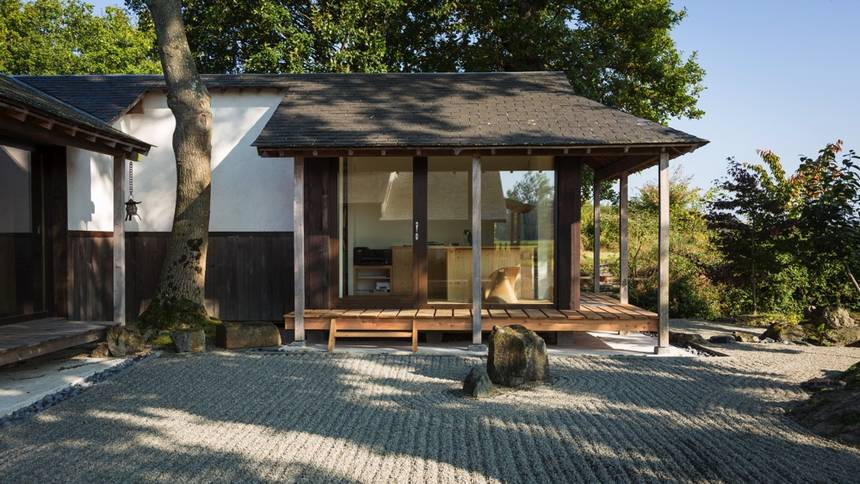Tiny House Japanese Style